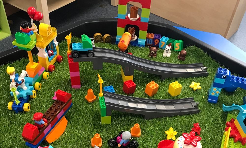 LEGO Steam Park Preview