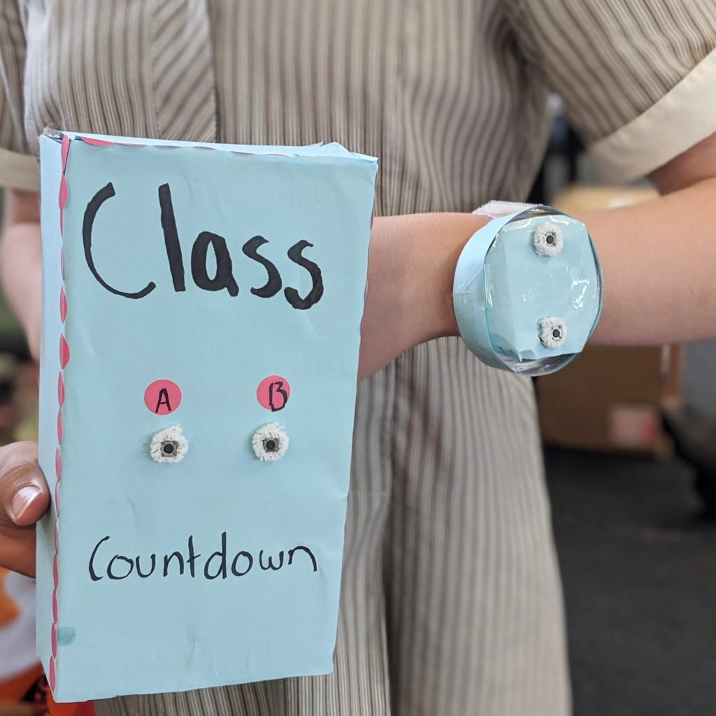microbit class countdown