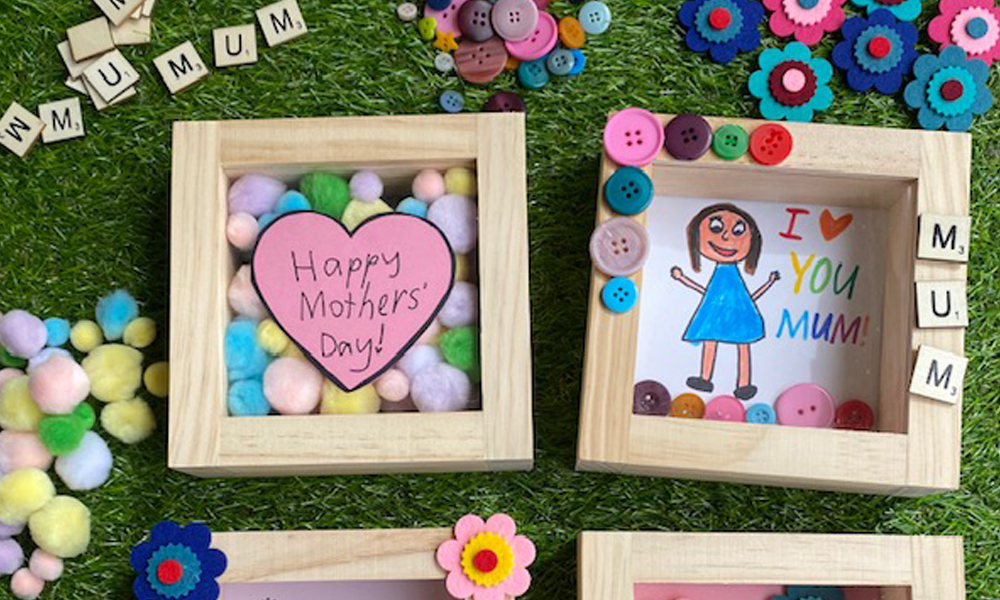 Mother's Day Craft Ideas for Kids Preview