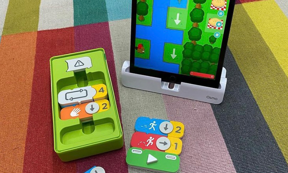 OSMO Coding Game and Tablet